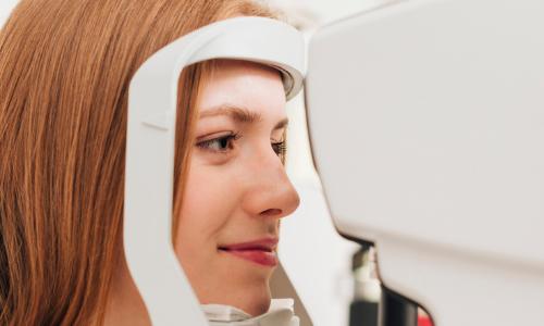 ofrecemos servicio de optometria con profesionales calificados