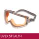 gafas de seguridad UVEX STEALTH naranja