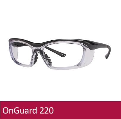 Gafas de seguridad industrial ONGUARD OG220S gris