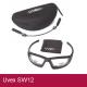 Gafas de seguridad industrial UVEX SW12 para fórmula
