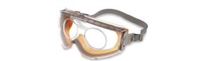 Gafas de seguridad UVEX STEALTH para adaptar fórmula