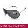 GAFAS PARA SOL DE HOMBRE MARCA MONT BLANC REFERENCIA MB220S OPTICA DR MENDEZ