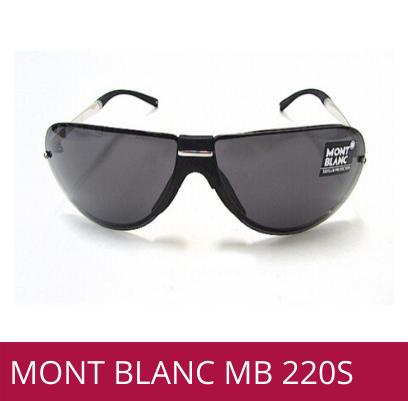 MONT BLANC GAFAS PARA HOMBRE DE SOL REFERENCIA MB220S OPTICA DR MENDEZ
