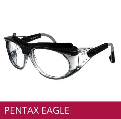 Gafas de seguridad PENTAX EAGLE para formula