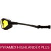 Gafas de seguridad PYRAMEX HIGHLANDER PLUS AMBAR