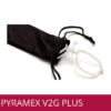 Carrier para gafas de seguridad industrial PYRAMEX V2G plus para formula