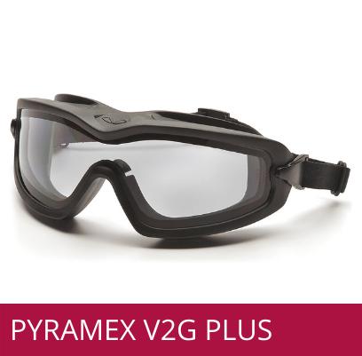 Gafas de seguridad PYRAMEX V2G plus para formula