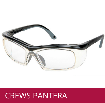 Gafas de seguridad industrial CREWS PANTERA para fórmula