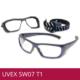 Gafas de seguridad UVEX SW07 T1 AZUL