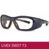 Gafas de seguridad UVEX SW07 T3 AZUL para formula