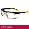 Gafas de seguridad UVEX SW06 amarillo