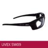 Gafas de seguridad industrial para fórmula UVEX SW09