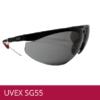 Monogafa de protección UVEX SG55