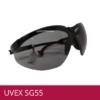 Monogafa de protección visual UVEX SG55