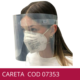 Careta protectora en policarbonato